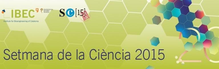 Jornada Setmana de la Ciència: Fem visibles les forces cel·lulars
