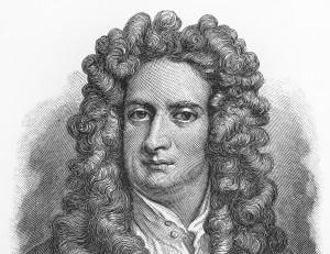 Isaac Newton Fuente: Wikipedia