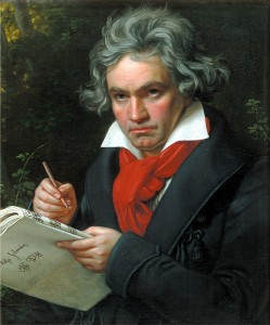 Ludwig van Beethoven. Fuente: Wikipedia