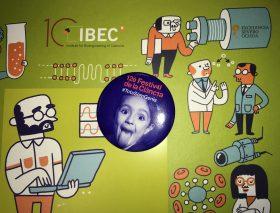 L'IBEC al 12è Festival de la Ciència