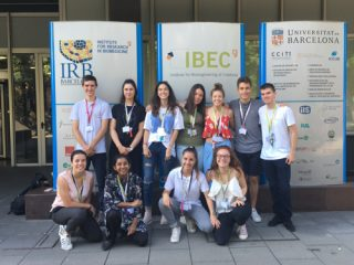 Un estiu a l'IBEC