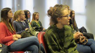 L'Escola Suïssa de Barcelona ens visita